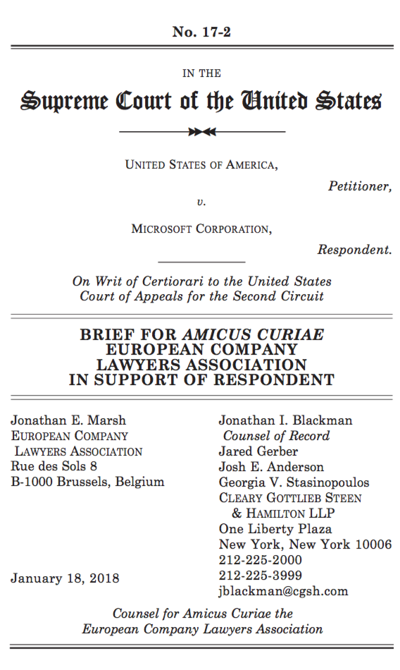 united states v microsoft essay Case opinion for us dc circuit united states v microsoft  corporation read the court's full decision on findlaw.