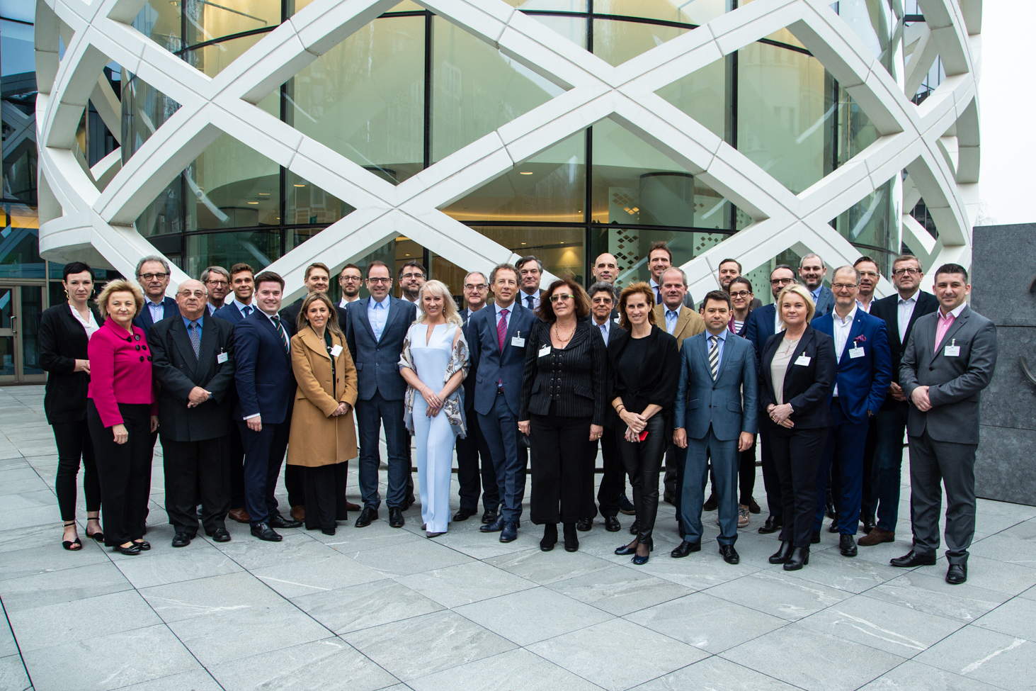 37TH GENERAL ASEMBLY OF THE EUROPEAN COMPANY LAWYERS ASSOCIATION