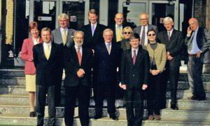 ECLA_First Board_meeting in prag_october1999